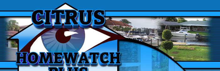Crystal River Home Watch Services, Citrus County Property Protection